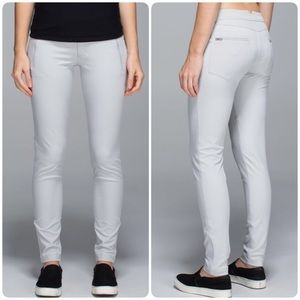 Lululemon Better Together Pant Silver Spoon Size 4